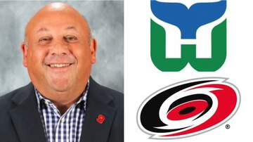 image for Forever The Voice of the Whalers Chuck Kaiton on The Rob Dibble Show
