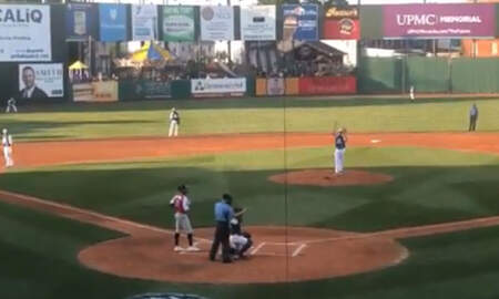 Sports Top Stories - 'Robot Umpire' Used In Minor League All-Star Game To Call Balls And Strikes