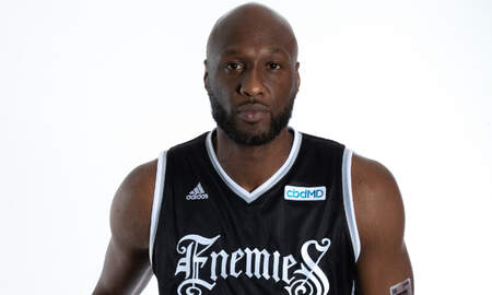 Sports Top Stories - Lamar Odom Kicked Out Of BIG3 Basketball League