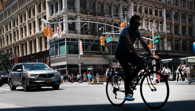 Cyclist Fatalities On The Rise In New York City