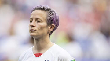Pop Pics - Megan Rapinoe: 10 Facts You Didn't Know About The Soccer Star