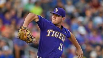 Chris Gordy - Jared Poche Talks Retiring from Baseball on The Chris Gordy Show