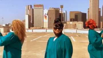 Sonya Blakey - WATCH: When the saints are tired of going to church music video