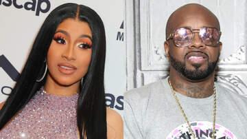 HollywoodHashtag - Cardi B Claps Back At Jermaine Dupri For Bashing Female Rappers
