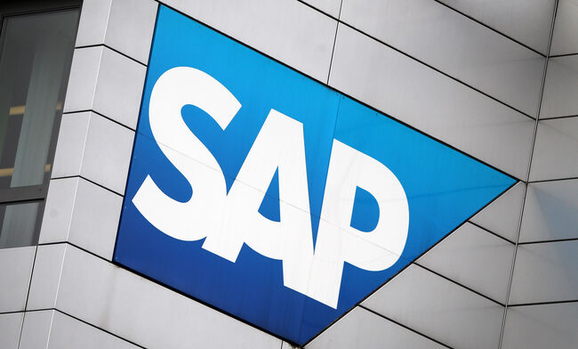 GERMANY-ECONOMY-EARNINGS-SAP-TECHNOLOGY