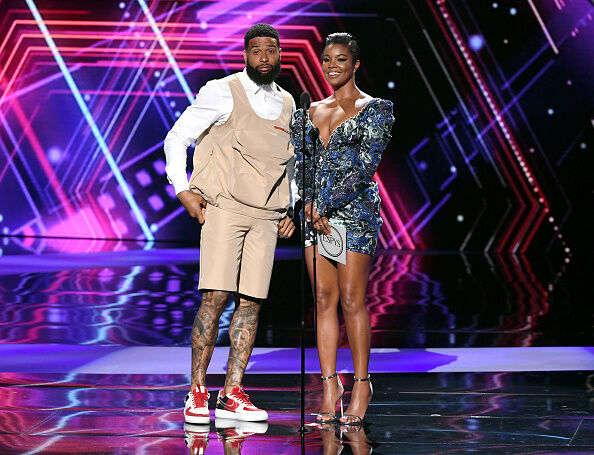 Odell Beckham Jr. Gets Roasted For New Haircut and Bizarre Outfit at ESPYs