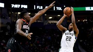 Bucks - Bucks re-sign All-Star Khris Middleton