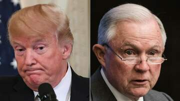 105.5 WERC-FM Local News - Shelby:   Trump Opposes Sessions for Senate