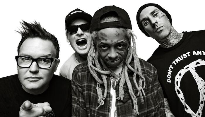 Blink-182 Releases Official Lil Wayne Mashup