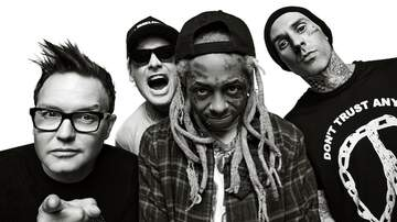 Billy the Kidd - Lil Wayne 'Might' Quit Blink-182 Tour: Rapper Exits Show After 20 Minutes