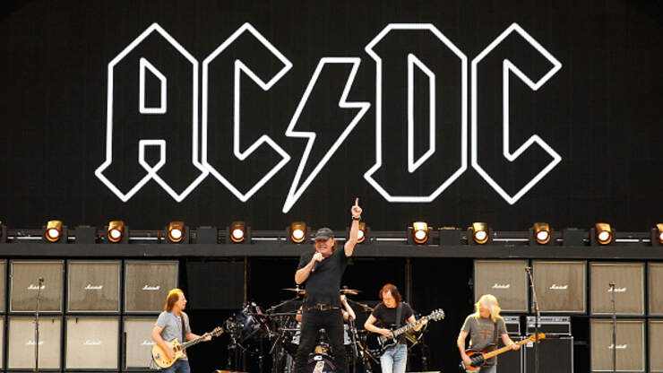 AC/DC Explain Why They Waited Two Years To Release 'PWR UP'