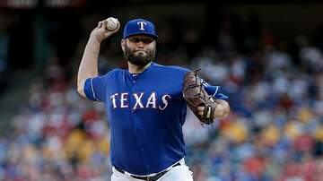 None - Rangers Shut Out Astros