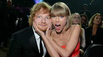 Entertainment News - Taylor Swift Says Ed Sheeran Collab LP Is 'Full Of Bops & Instant Classics'