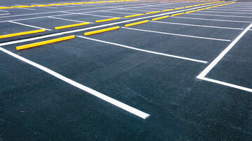 Local News - Sandwich High School Parking Lot Vandalized Over The Weekend