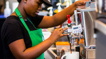 Kari Steele - Starbucks Will No Longer Sell Newspapers In Their Cafes