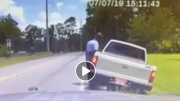Montez - Watch How Mr. State Trooper Prevents This Person From Driving Away!