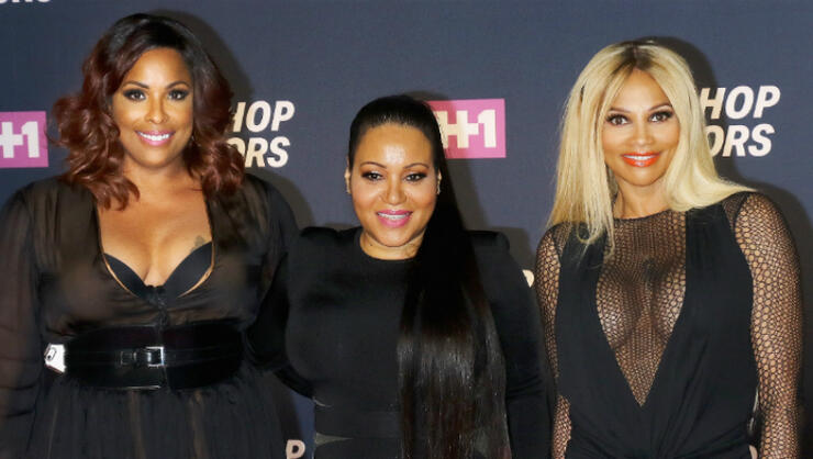 Spinderella Sues Former Group Salt-N-Pepa For Millions In Unpaid Royalties | iHeartRadio