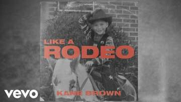 Lindsey Marie - Listen To Kane Brown's BRAND NEW Song 'Like A Rodeo'