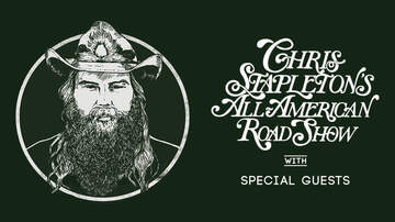 None - Chris Stapleton at Coral Sky Amphitheatre