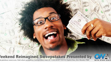 Contest Rules - Ryan Seacrest's Weekend Reimagined Sweepstakes 2 Rules
