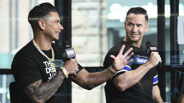 Entertainment News - Pauly D Shares Update On Mike 'The Situation' Sorrentino's Stint In Prison