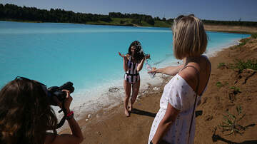 Wendy Wild - Instagram Models Risk Life While Taking Pics In Toxic Lake