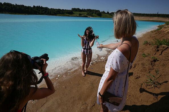 Toxic Lake