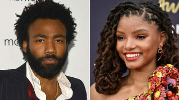 Trending - Donald Glover Urges Halle Bailey To Ignore 'Little Mermaid' Backlash