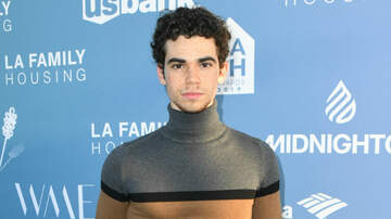 Entertainment News - Disney Channel Nixes 'Descendants 3' Red Carpet After Cameron Boyce's Death