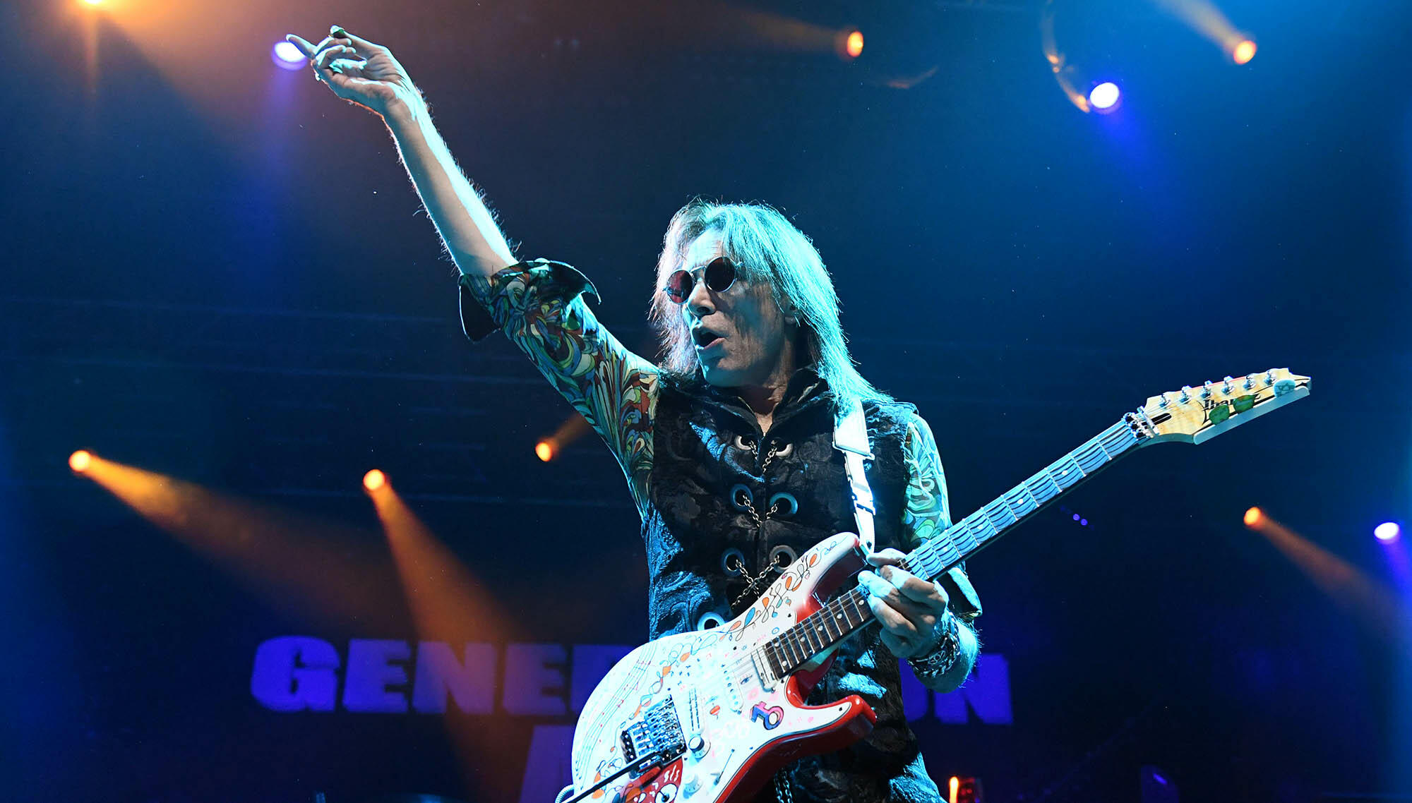Steve Vai Says He Inadvertently Helped Create Grunge