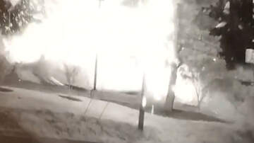 National News - Insane Video Captures The Moment A KFC Was Obliterated By An Explosion