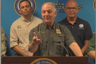 WATCH: Friday Update From Governor On State Preps For Barry
