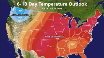 WHO Radio News - Heatwave coming to Nebraska, Iowa, Illinois with no end in sight MAP