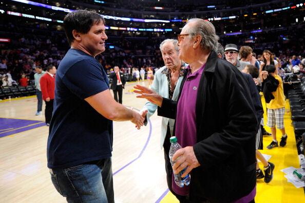 Dallas Mavericks v Los Angeles Lakers - Game Two