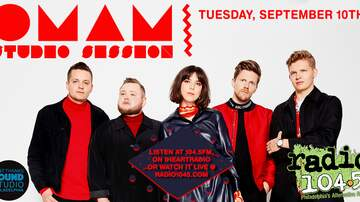 None - Of Monsters and Men Studio Session – Tuesday, September 10th @11am