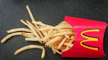 Tim Conway Jr - McDonald's Is Giving Away Free Fries!...With a Catch