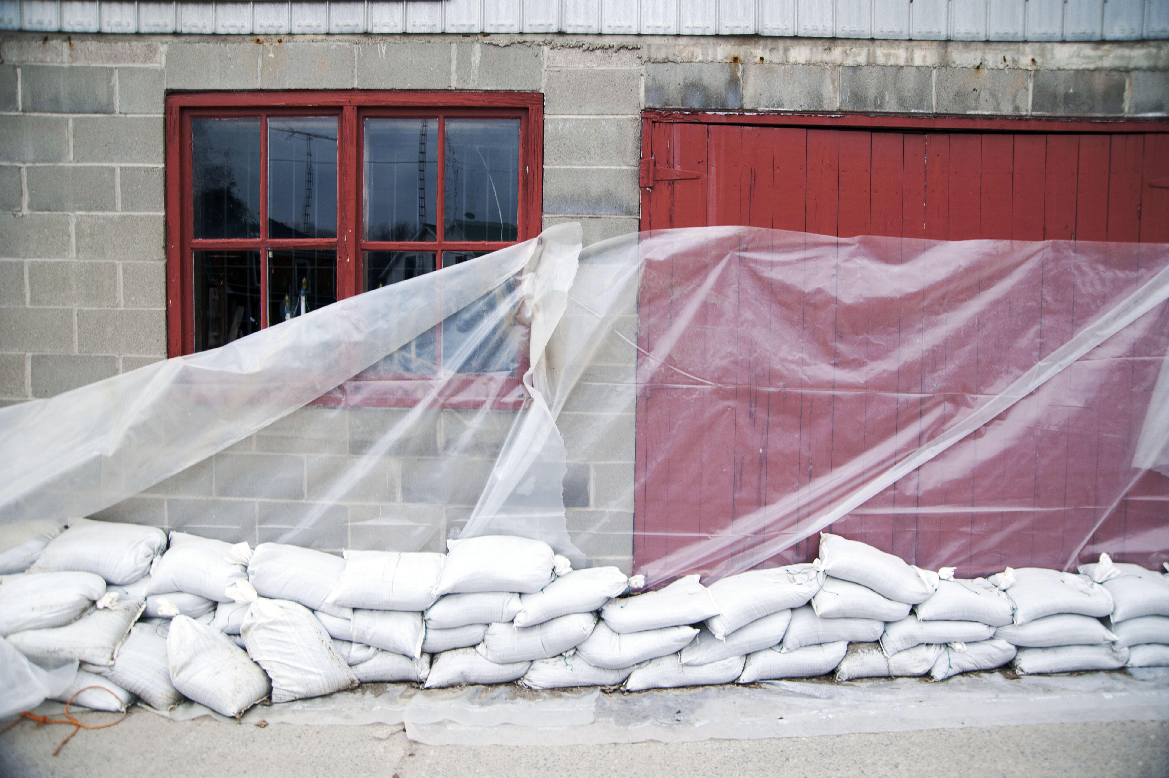 Where To Find Sandbags For Tropical Storm Barry