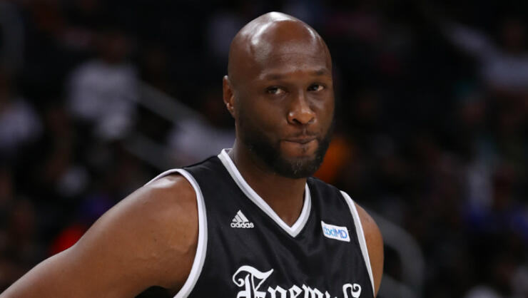 Lamar Odom Breaks His Silence After Being Kicked Out Of BIG3 League | iHeartRadio