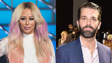 Entertainment News - Aubrey O'Day Calls Donald Trump Jr. Her 'Soulmate' After Alleged Affair