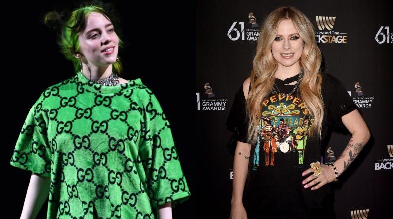 Billie Eilish Meets Idol Avril Lavigne, Thanks Singer For 'Making' Her
