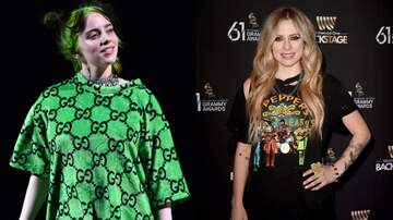 Trending - Billie Eilish Meets Idol Avril Lavigne, Thanks Singer For 'Making' Her