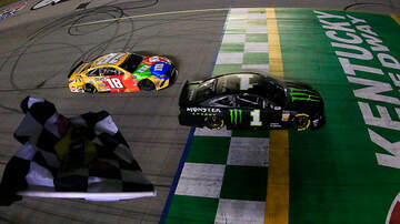 Ramsey and Rutherford - Kurt Busch Holds Off Brother Kyle To Win Kentucky