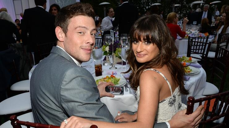 Lea Michele Honors Cory Monteith On The 6th Anniversary Of His Death   iHeartRadio