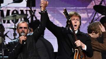 Rock News - Paul McCartney Reunites With Ringo Starr To Play Beatles Hits: Watch