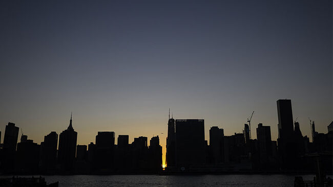 US-NEWYORK-BLACKOUT