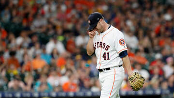 Matt Thomas - Update on Astros Pitching Situation