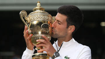 Sports Top Stories - Novak Djokovic Outlasts Roger Federer To Win Wimbledon