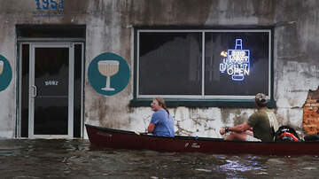 National News - Tropical Storm Barry Brings 'Significant Flooding Threat' To Louisiana