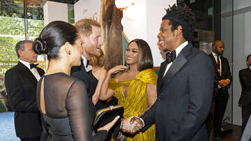 Sonya Blakey - Queen Bey meets royals, Prince Harry & Meghan Markle