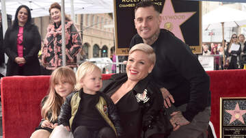 Headlines - Pink Defends Photo Of Her Kids Running Through Holocaust Memorial